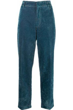 Forte Forte Mujer Slim y skinny - Pantalones de velour slim