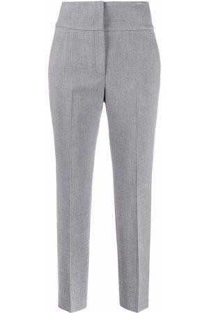 Peserico Mujer Slim y skinny - Pantalones slim con tiro alto