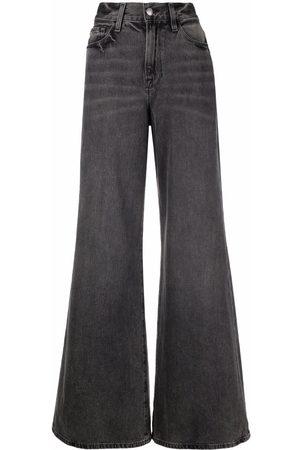Frame Jeans acampanados con efecto degradado