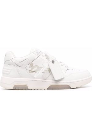 """OFF-WHITE OUT OF OFFICE """"SPECIALS"""" CALF WHITE WHIT"""