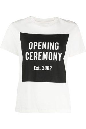 Opening Ceremony Playera con logo