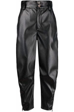 Roberto Cavalli Pantalones con tiro alto