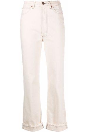 3x1 Jeans con dobladillo sin rematar