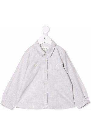 BONPOINT Camisa con bolsillo de parche