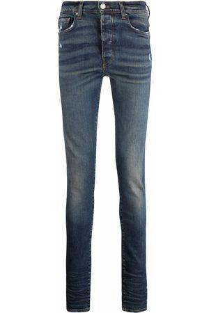 AMIRI Skinny jeans con efecto lavado