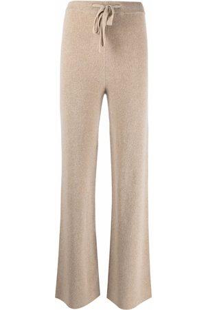 FEDERICA TOSI Pantalones con cordón