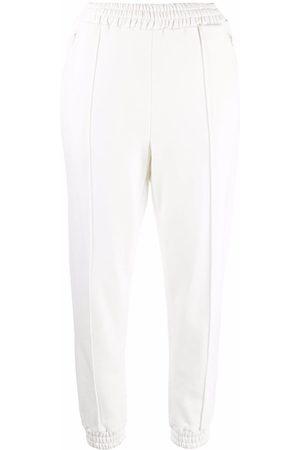 Serafini Pantalones joggers con corte slim
