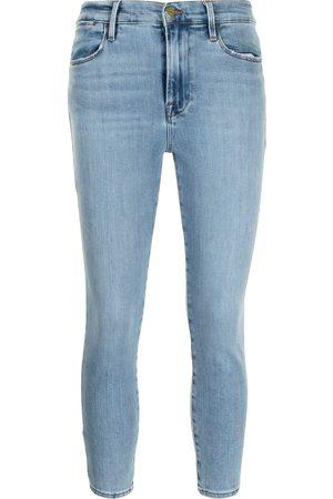 Frame Jeans capri Le High Skinny