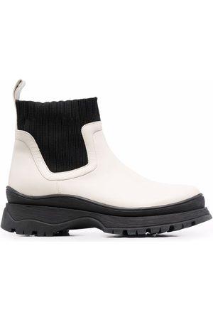 Staud Botines estilo calcetín con diseño elástico