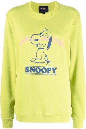 Marc Jacobs Sudadera con estampado de Snoopy