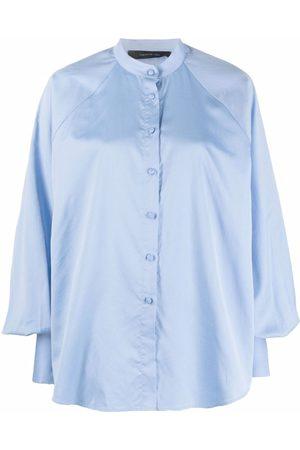 FEDERICA TOSI Blusa oversize con botones