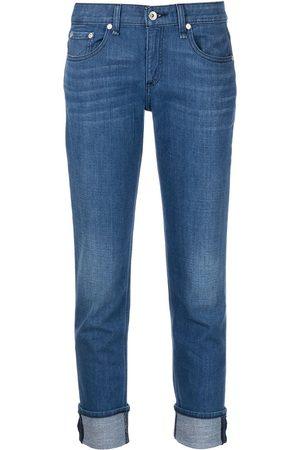 RAG&BONE Jeans slim con tiro bajo