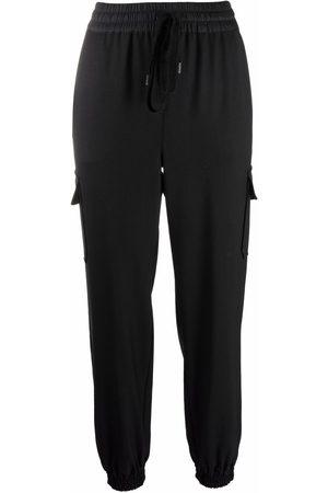 P.a.r.o.s.h. Pantalones cargo elásticos