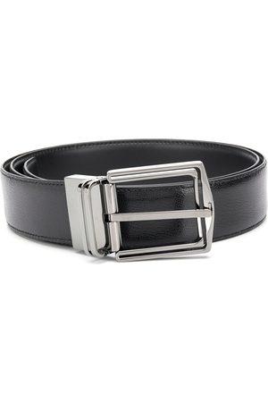 Ermenegildo Zegna Hombre Cinturones - Cinturón con hebilla pulida