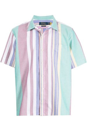 Polo Ralph Lauren Camisa a rayas de manga corta