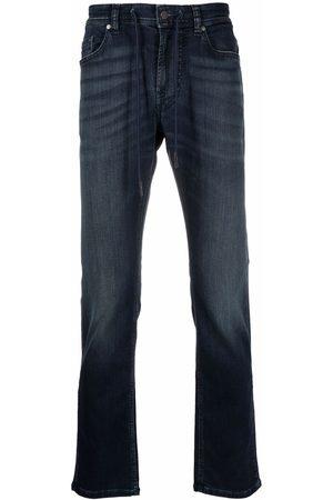 7 for all Mankind Jeans slim con tiro medio