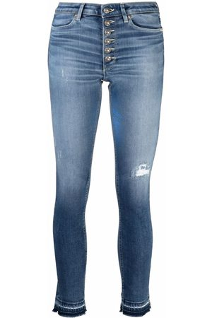 Dondup Mujer Skinny - Mid-rise skinny jeans