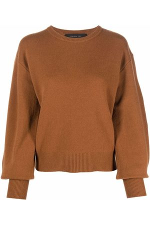FEDERICA TOSI Long-sleeve knitted jumper