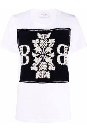 Barrie Camiseta con logo bordado