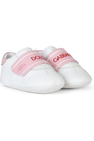 Dolce & Gabbana Tenis con cierres autoadherentes