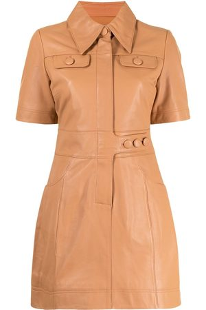 Alice McCall Low Rider leather dress