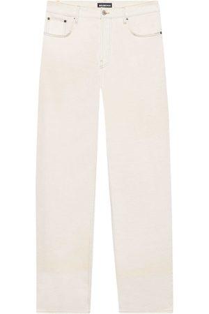 Balenciaga Jeans anchos con tiro medio