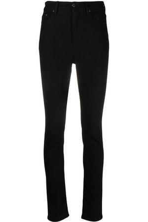 Ami Skinny jeans con tiro alto