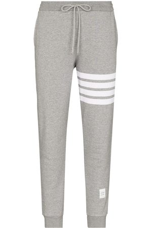 Thom Browne Mujer Joggers - Classic Sweatpants In Classic Loop Back With Engineered 4-Bar