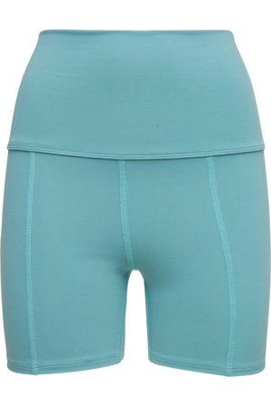 LIVE THE PROCESS Mujer Pantalones y Leggings - Shorts Geometric Con Cintura Alta