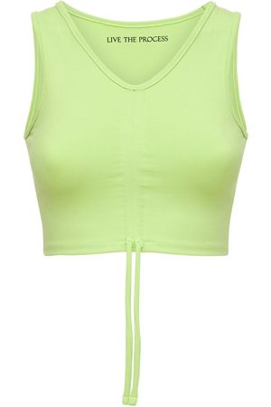 LIVE THE PROCESS Mujer Tops - Top Reverie