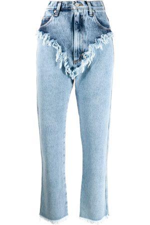 Natasha Zinko Mujer Rectos - Jeans Maria