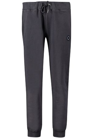 Pepe Jeans Mujer Joggers - Pantalones Aroa L Gunpowder