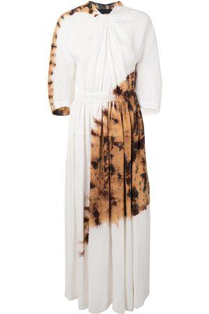 Proenza Schouler Mujer Estampados - Vestido con motivo tie-dye