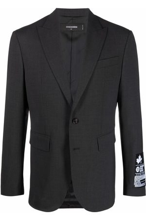 Dsquared2 Hombre Sacos - Saco de vestir con botones