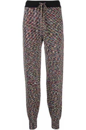 M Missoni Pants con diseño entretejido