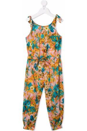 ZIMMERMANN Jumpsuit con estampado floral