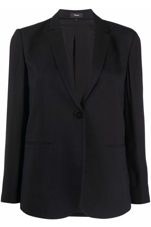 THEORY Blazer de vestir con botones
