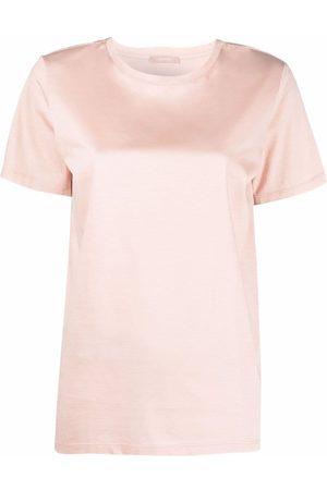 12 STOREEZ Mujer Playeras - Camiseta lisa
