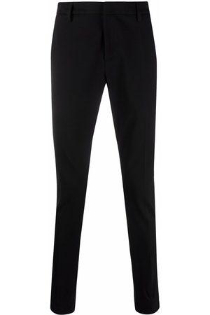 Dondup Hombre Slim y skinny - Pantalones slim con cierre de cremallera