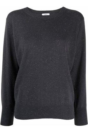 PESERICO SIGN Suéter tejido con cuello redondo