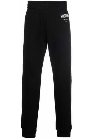 Moschino Pantalones de chándal con logo