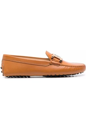 Tod's Chain-link loafers