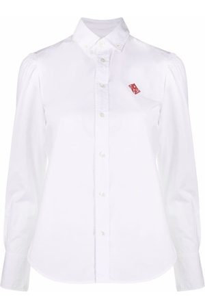 Polo Ralph Lauren Mujer Camisas - Camisa con bordado en el pecho