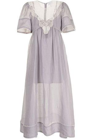 Alice McCall Donatello sleeve midi dress