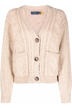 Polo Ralph Lauren Cable knit button-up cardigan