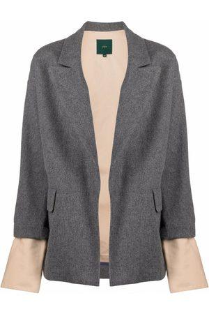 JEJIA Drop-down sleeve blazer