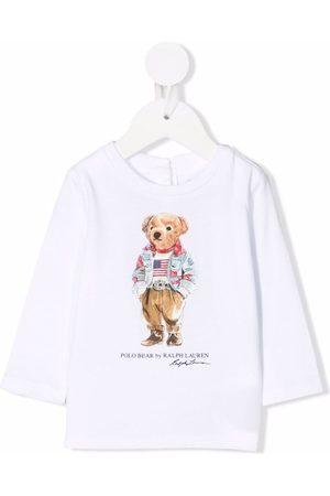 Ralph Lauren Polos - Polo Bear print T-shirt