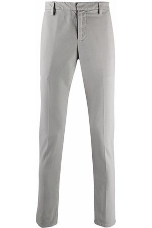 Dondup Mid-rise cropped chinos
