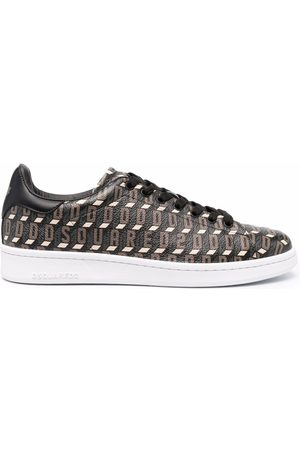 Dsquared2 Monogram-patterned sneakers