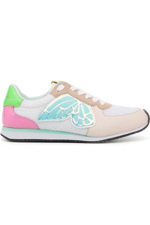 SOPHIA WEBSTER Chiara lace-up sneakers